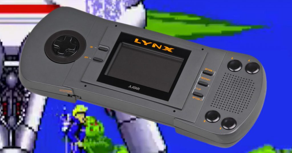 Retromania: Atari Lynx – der frühe Farb-Gameboy