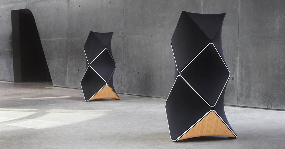 bang olufsen beolab 90 verf gt ber 18 lautsprecher. Black Bedroom Furniture Sets. Home Design Ideas