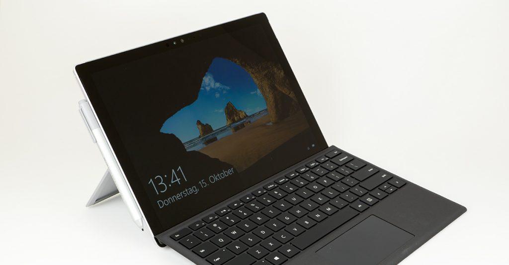 Test: Erste Eindrücke vom Microsoft Surface Pro 4