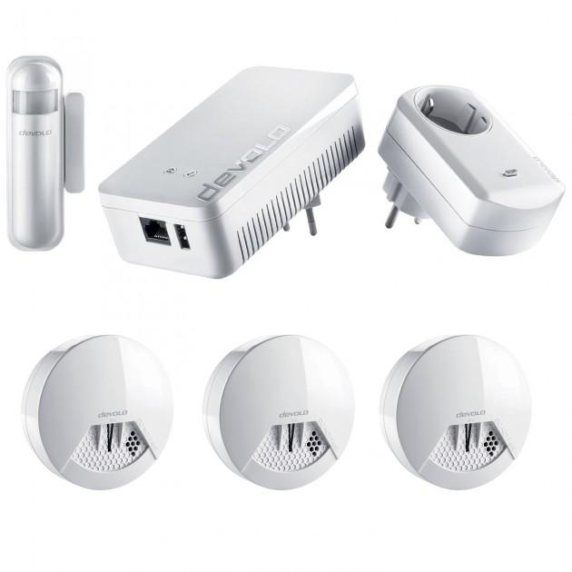 Vernetzt: Devolo Home Control Rauchmelder