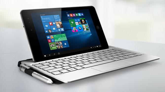 HP stellt neue Tablets vor und aktualisiert Notebook