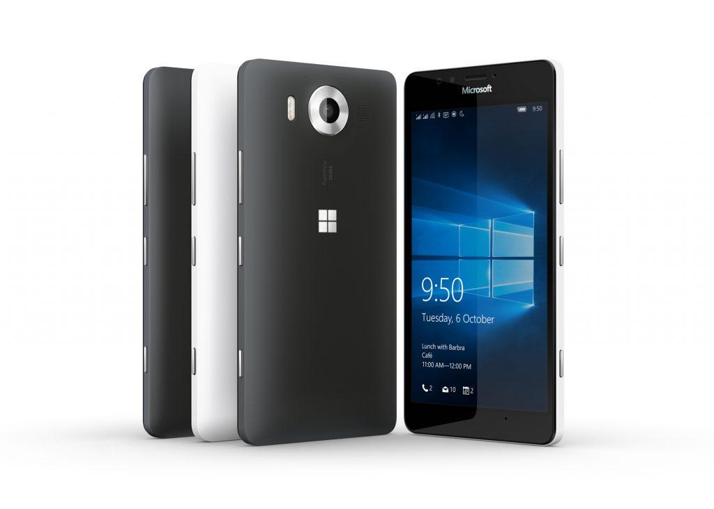 Microsoft Lumia 950 und 950XL offiziell vorgestellt
