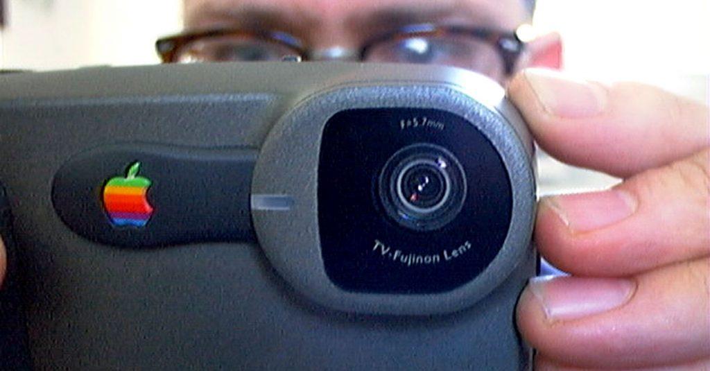 Retromania: Apple QuickTake – eine der ersten digitalen Kompaktkameras