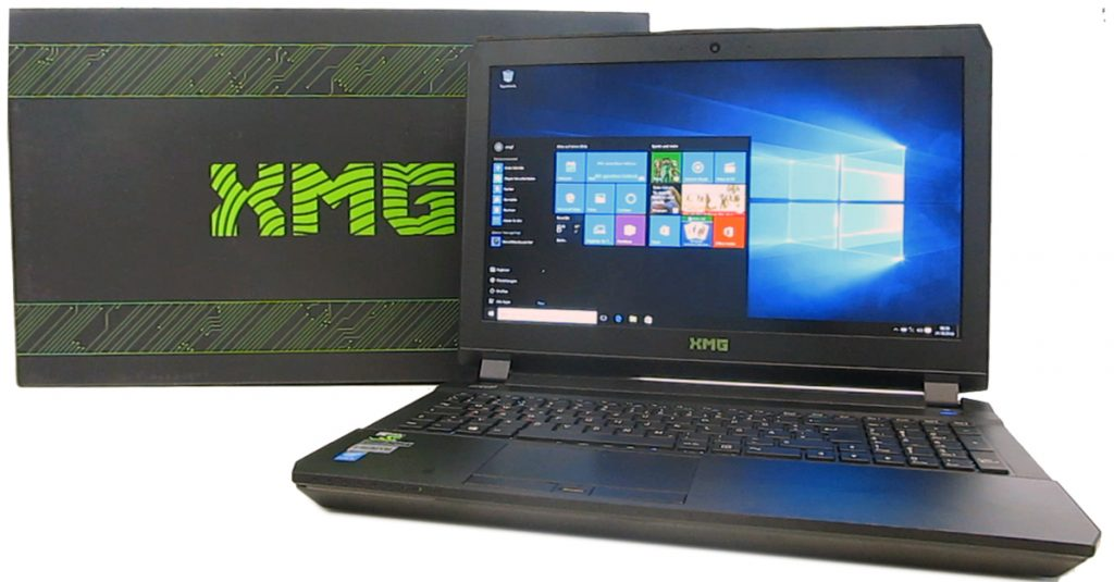 Schenker XMG P505-2OG PRO Gaming Notebook mit mattem Full-HD-Display im Test