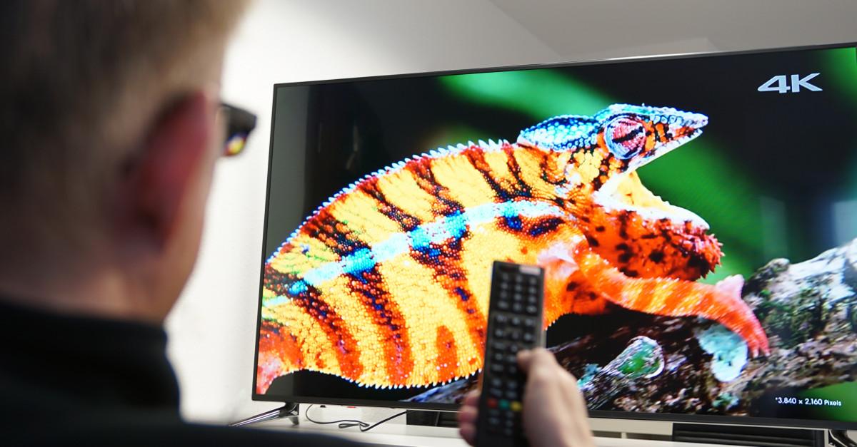 Der Optimale Abstand Zum Full Hd Und 4kuhd Tv