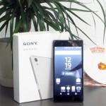 Sony Xperia Z5: Wasserdichtes Smartphone mit 23 MPixel Kamera und  ...