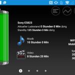 Sony Xperia Z5 Compact AKKU Uebersicht