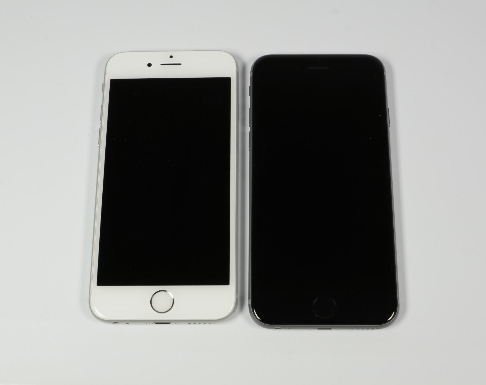 test apple iphone 6s im finger steckt die kraft. Black Bedroom Furniture Sets. Home Design Ideas