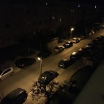 Test iPhone 6s Nachtaufnahme