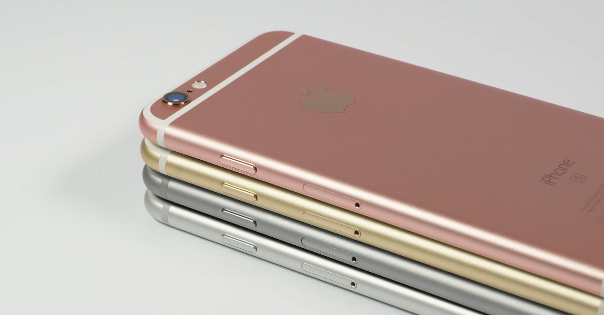 Test Apple iPhone 6s: Im Finger steckt die Kraft