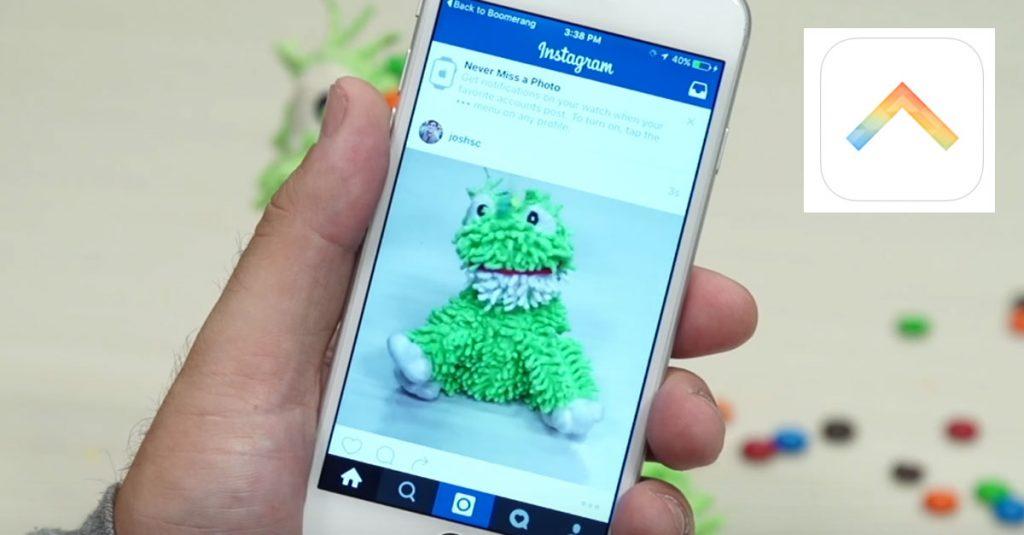 Live-Fotos für Alle: Instagrams Boomerang für Android und iOS