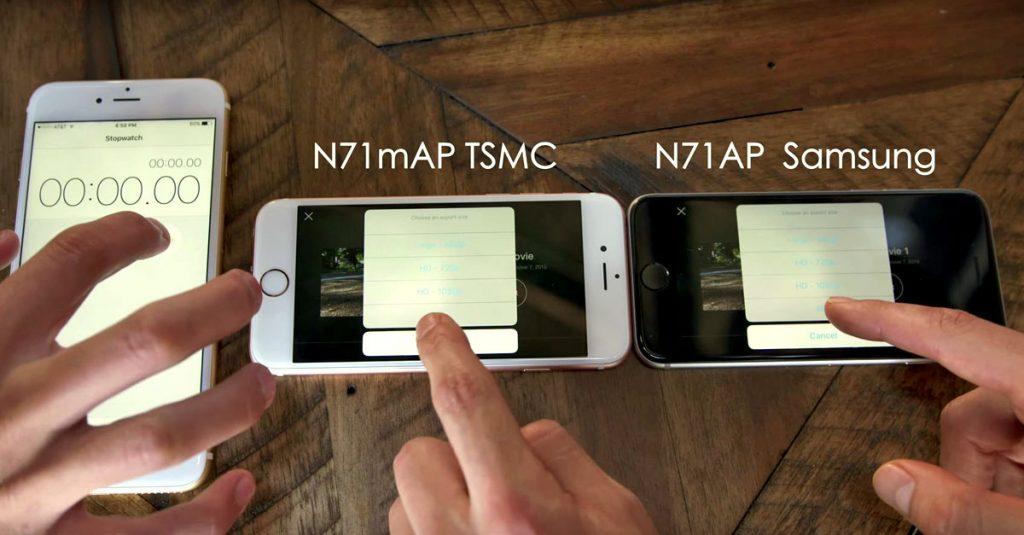Apple reagiert: Akkuverbrauch im iPhone 6s und ein bisschen Samsunggate