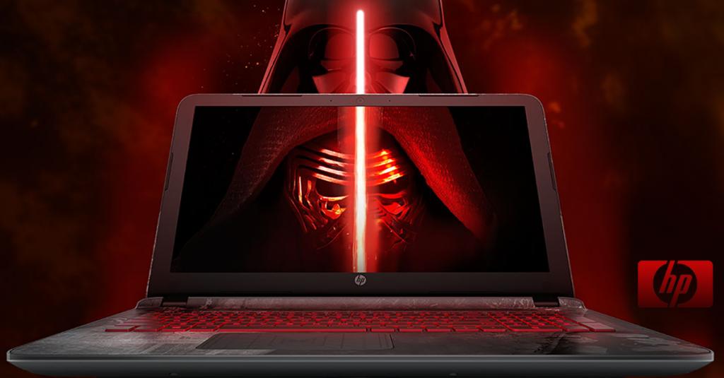 Für Star Wars Fans: HP Notebook in spezieller Ausführung