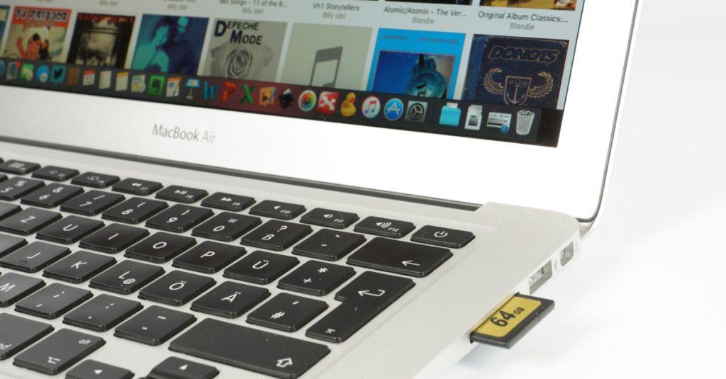 Praxistipp OS X: iTunes-Bibliothek auf eine Speicherkarte verschieben