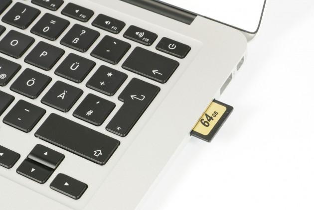 iTunes-Bibliothek verschieben Speicherkarte MacBook