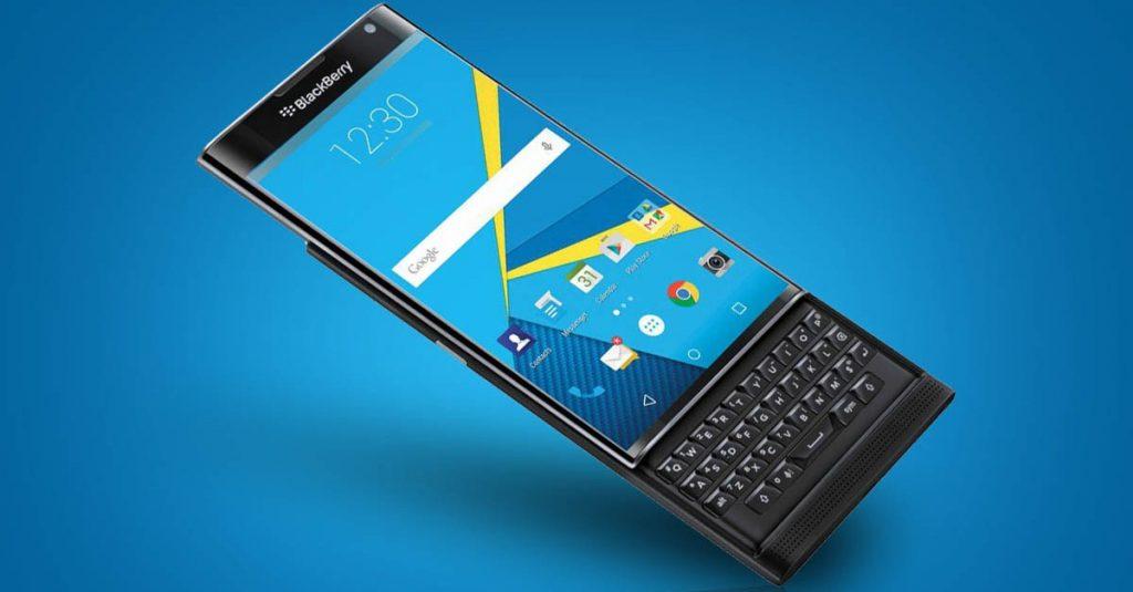 Blackberrys Priv: Erste Preise, Verkaufsstart und Details