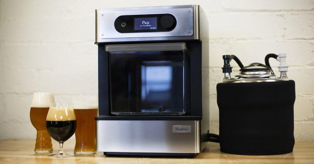 Mit Pico in Zukunft ohne großen Aufwand eigenes Bier brauen
