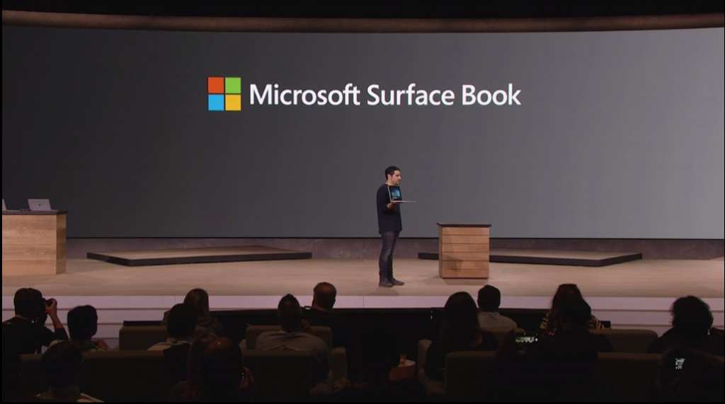 Surface Book – das Microsoft-Edel-2-in-1 mit Grafik-Dock