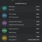 AnTuTu 571 Benchmark Huawei G8
