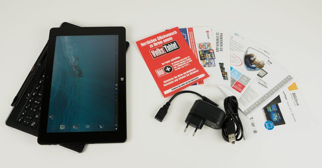Im Test: Trekstor Surftab duo W1 'Volks-Tablet'