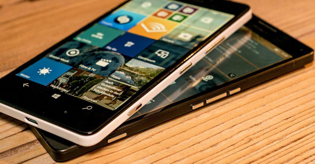 Microsofts Lumia 950/XL endlich in die Finger bekommen!