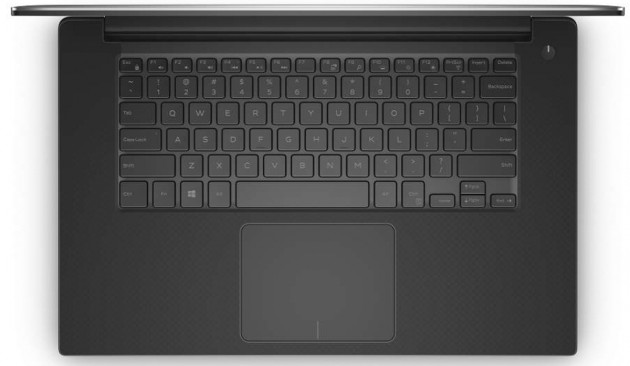 Dell-XPS-15-tastatur