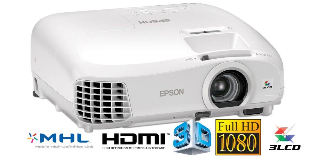Epson EH-TW5210 – FullHD-Beamer mit Frame Interpolation für optimale Bilddarstellung