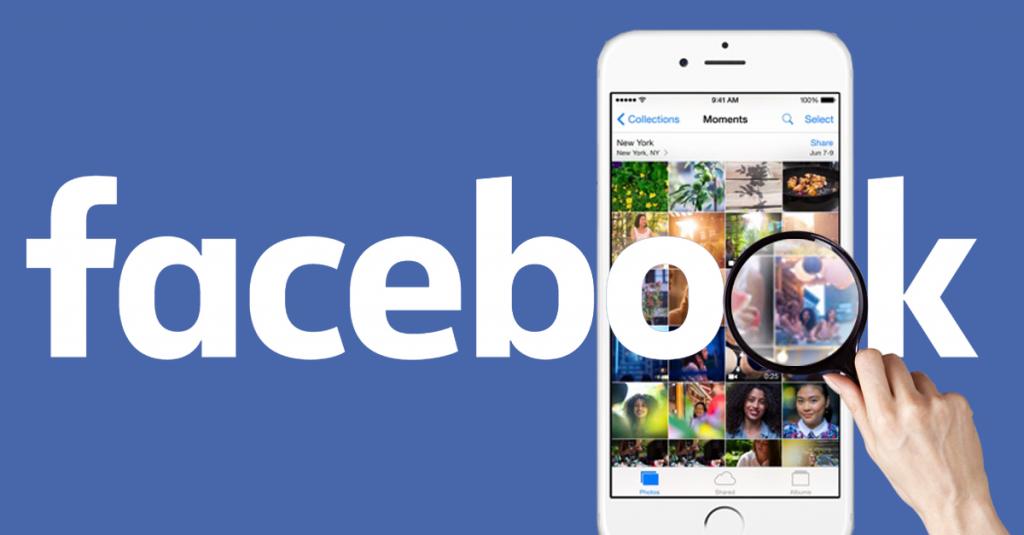 Facebook scannt bald die Smartphone-Galerie nach Bildern eurer Freunde