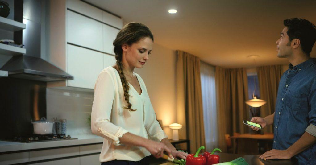 Knips die Stimmung an: LED-Lampen und Farbtemperatur