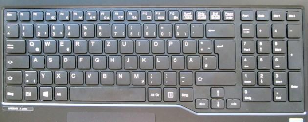 Fujitsu-A555_Tastatur