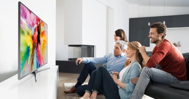 Futter für 4K-TVs