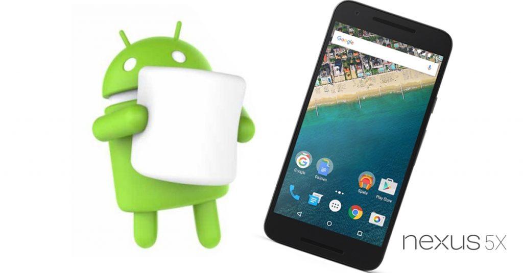 LG Nexus 5X – Google-Smartphone mit Android 6 im Test