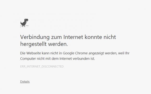 Google_Dinosaurierspiel1