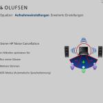 Software zu den Lautsprechern von Bang & Olufsen