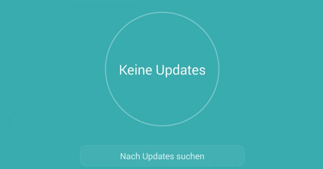 Huawei Android Updates