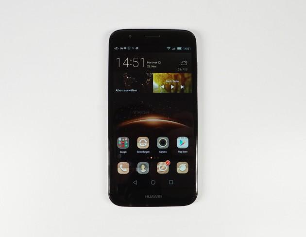 Huawei G8 Vorderseite