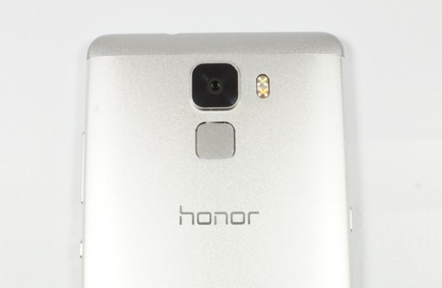 Huawei Honor 7 Fingerabdrucksensor