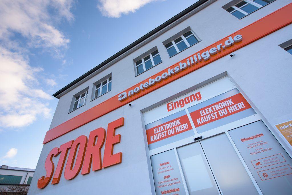 Neues Ladengeschäft in Hannover/Laatzen