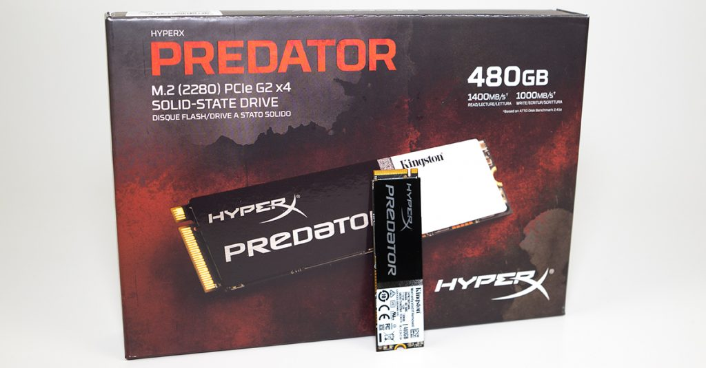 Test: Kingston HyperX Predator SSD – PCI Express to the rescue?