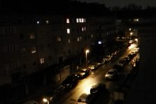 Nachtaufnahme Huawei G8