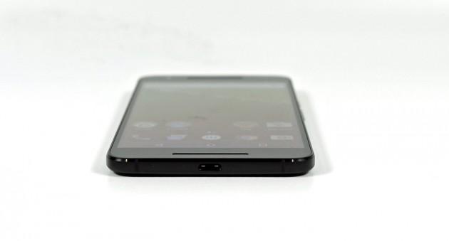 Das von Huawai gefertigte Nexus 6P besitzt eine USB-C-Ladebuchse.