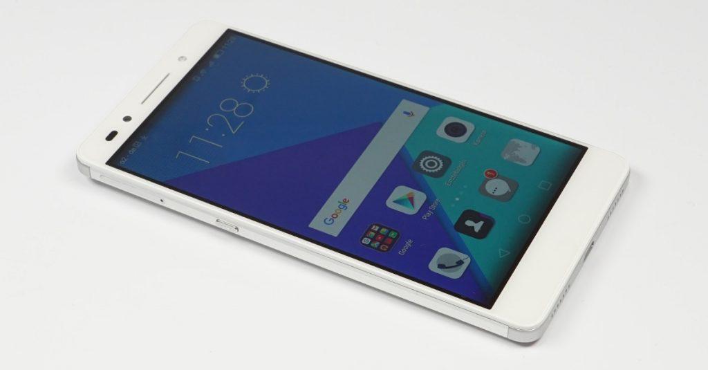 Test Huawei Honor 7: Mittelklasse-Smartphone mit Top-Ausstattung