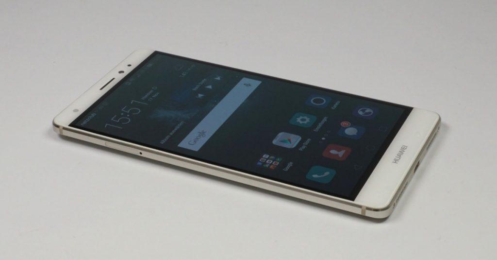 Test Huawei Mate S: Schickes Phablet mit Oberklasse-Ambitionen