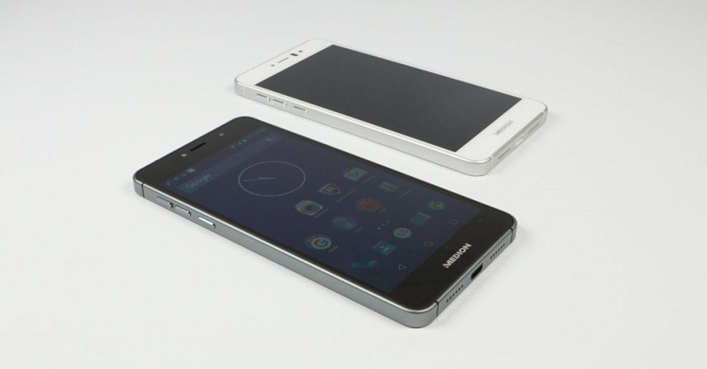 Test mit Gewinnspiel Medion X5020: Smartphone der unteren Mittelklasse mit Chic und Leistung