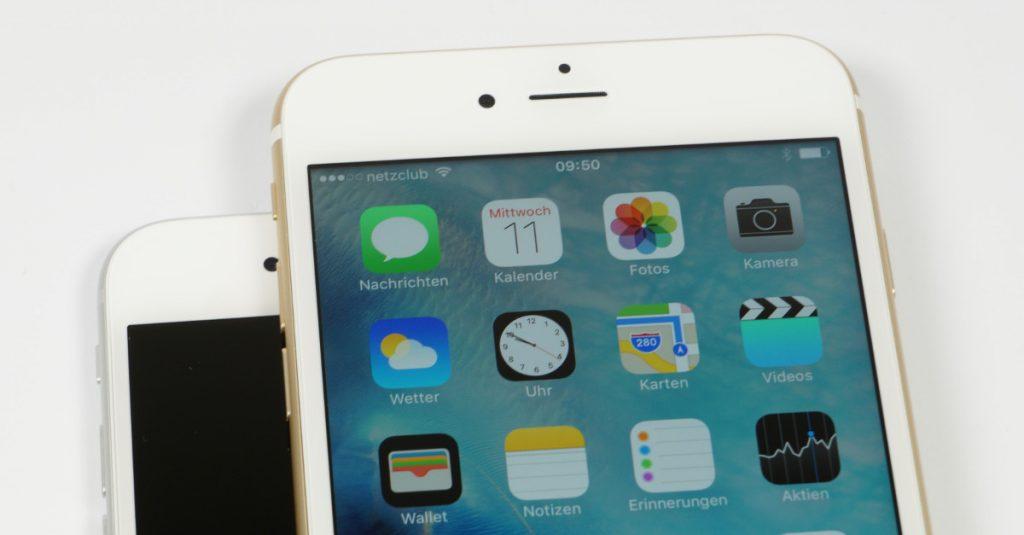 Test Apple iPhone 6s Plus: Die Kamera macht den Unterschied