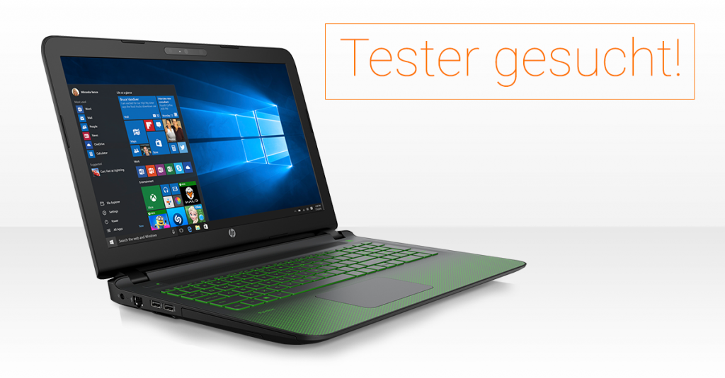 Test: HP Pavilion 15-ak003ng – Gaming-Notebook mit FullHD-Display und neuster Hardware