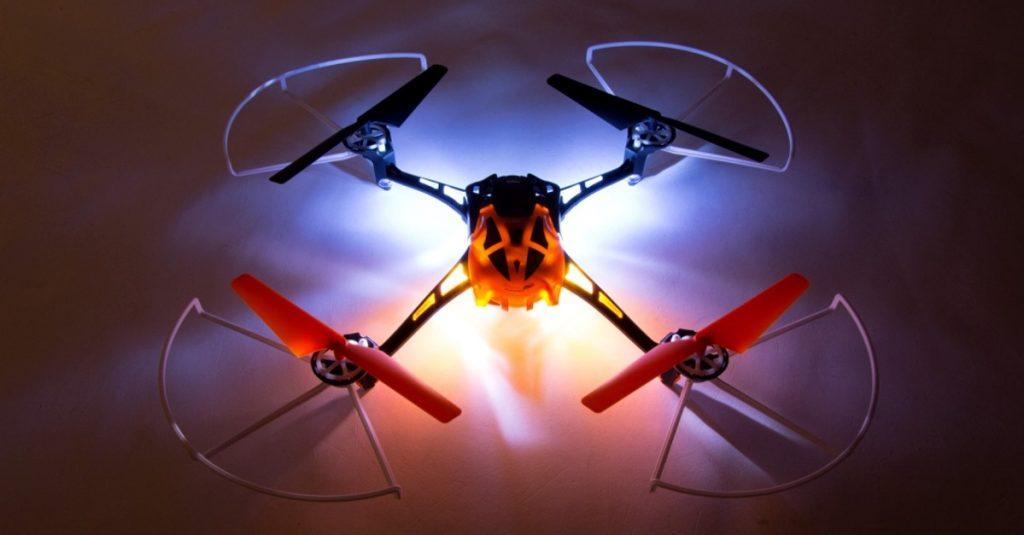 Quadrocopter XciteRC Rocket 250 3D im Test: Die Einstiegsdrohne