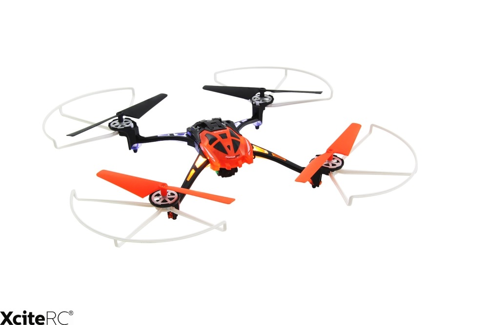 XciteRC Rocket 250 3D Quadrocopter