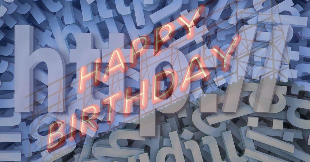 Happy Birthday: Erste Webseite ging vor 25 Jahren online