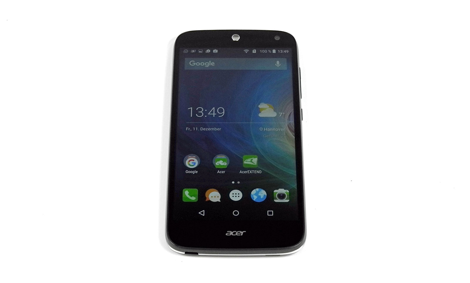 Test und Gewinnspiel: Acer Liquid Z630 mit starker Technik